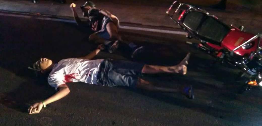 Matan joven acusan intentó asaltar negocio