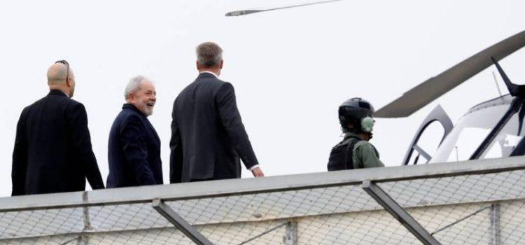 Lula da Silva asiste a velatorio de nieto