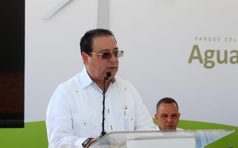 Correa destaca desarrollo eléctrico en el Cibao
