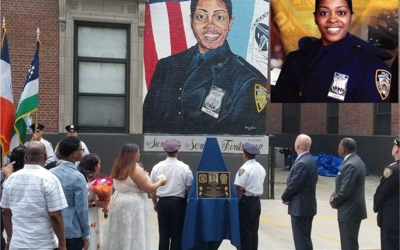 Honran policía dominicana fue asesinada