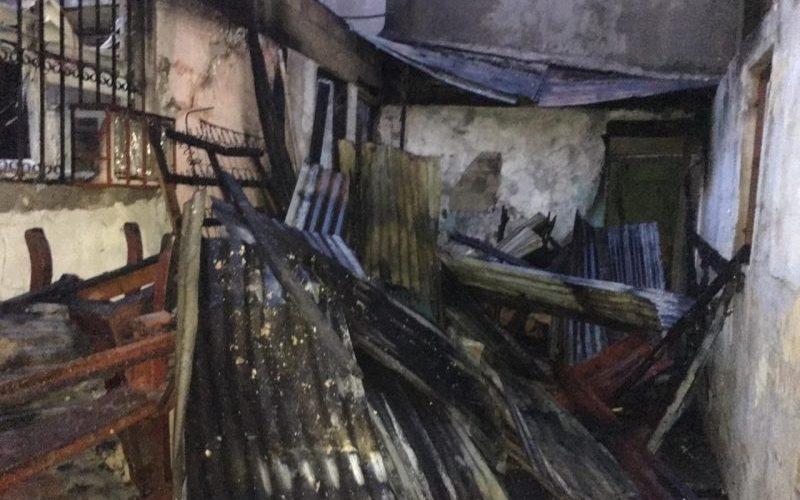 Incendio destruye por completo una residencia