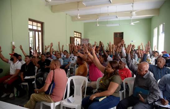 Grupos anuncian huelga regional en agosto