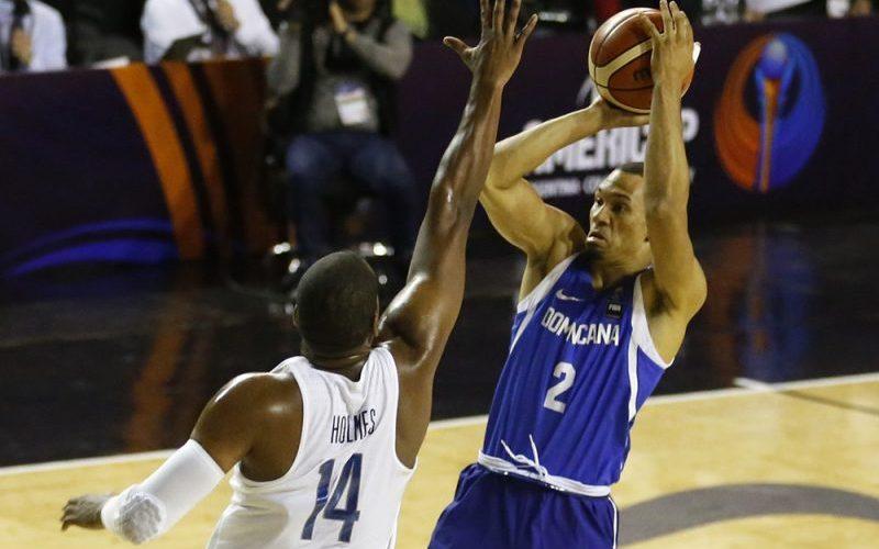 Selección basket contra los EE.UU.