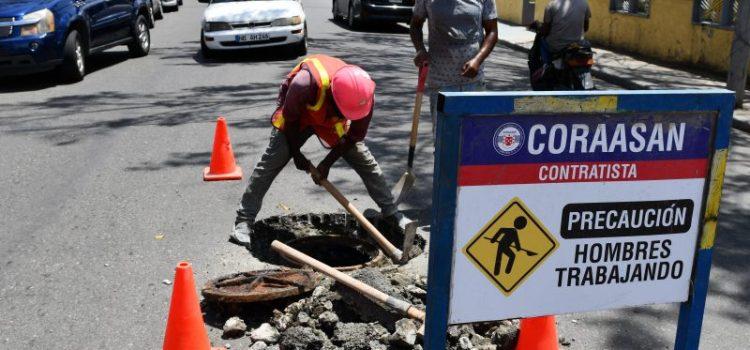 Coraasan comienza reparación registros vías públicas