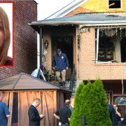 Fallece mujer fue víctima de incendio