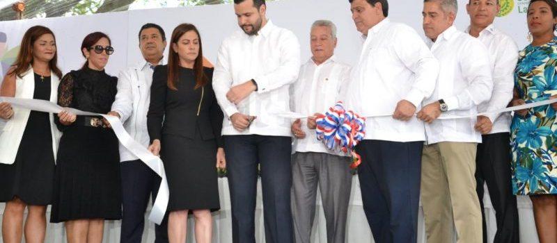 Inauguran la feria Expo Vega Real 2019