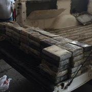 Aagentes DNCD decomisan 111 kilos de cocaína