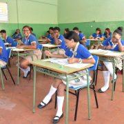 Educación llama alumnos a pruebas nacionales