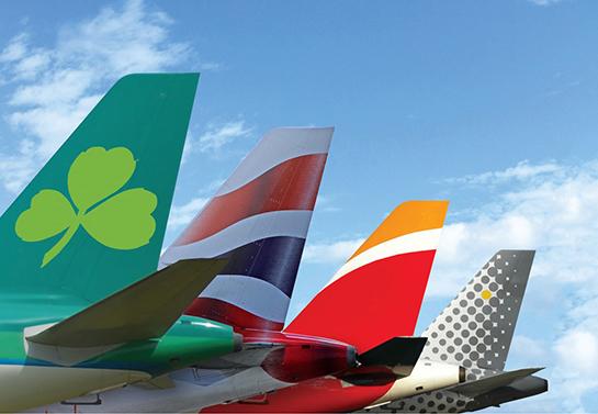 Anuncian que Iberia adquirió  su homóloga Air Europa