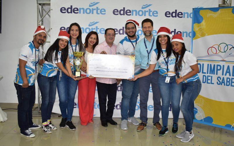 """Edenorte hace primera versión """"Olimpiadas del Saber"""""""