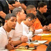 Destacan proceso judicial realizado a asesinos de Junior