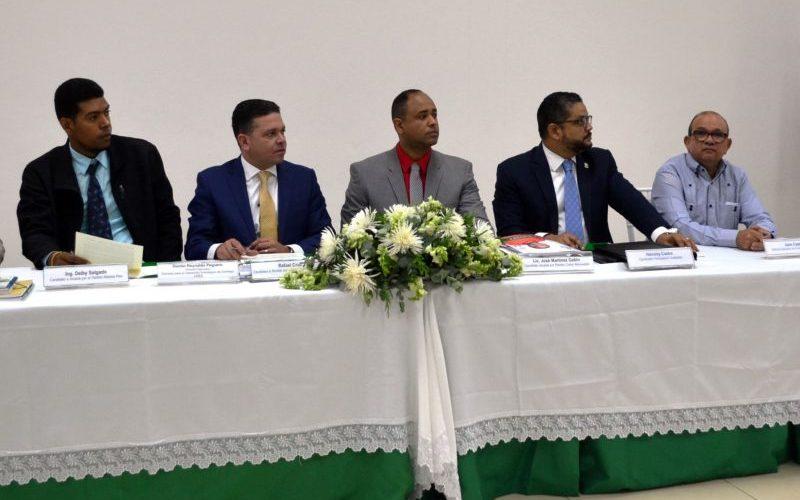 Candidatos Alcaldía firman pacto por gobernabilidad