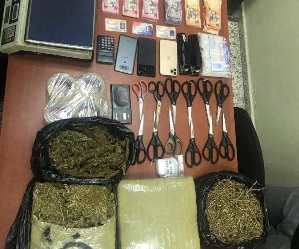 DNCD decomisa marihuana durante un operativo