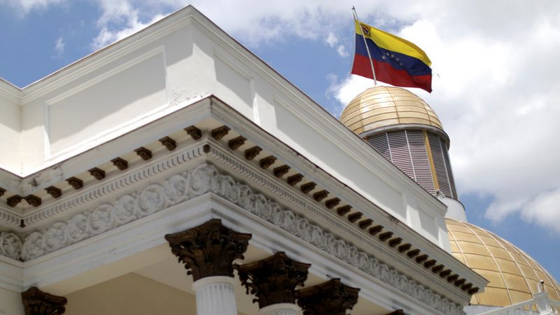 EE.UU. sanciona diputados Venezuela caso Asamblea