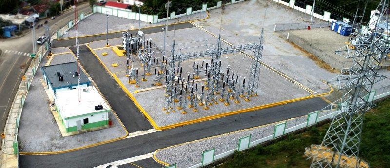 Edenorte pone en servicio subestación Río San Juan