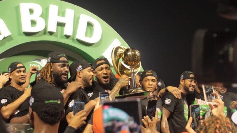 Toros campeones béisbol dominicano