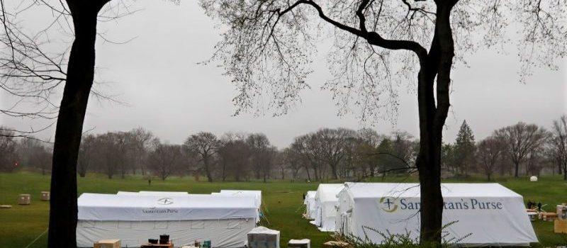 Más de mil muertos en Nueva York por virus