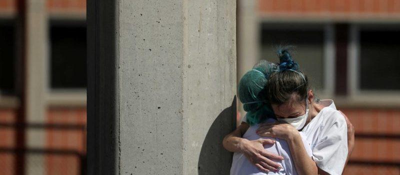 Aumentan los muertos por virus en España