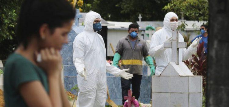 Cerca de 70,400 muertos y un millón enfermos en el mundo