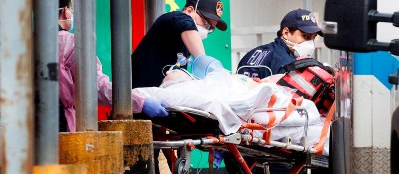 NY es ciudad con más muertes por Covid-19