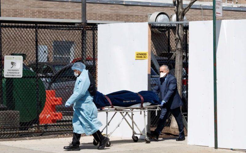 Brooklyn eleva cantidad de muertes por virus