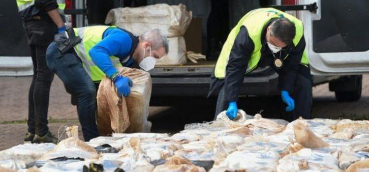 Confiscan en Bélgica droga llevada desde RD