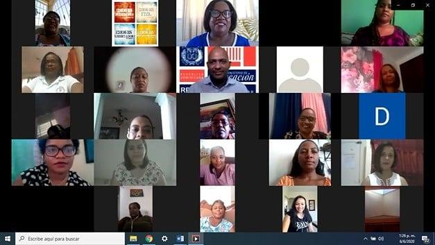 Regional Educación hace encuentro virtual