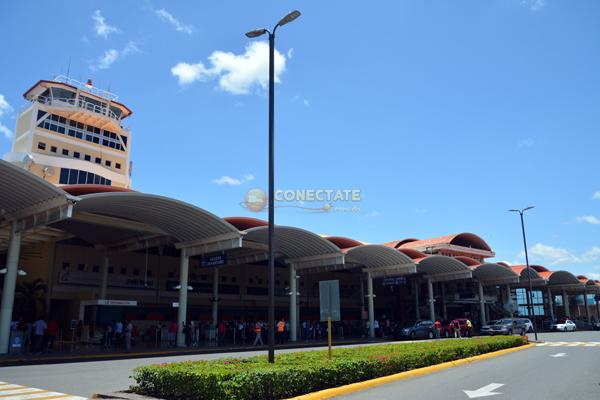 Vuelos en Aeropuerto Cibao se realizan con normalidad