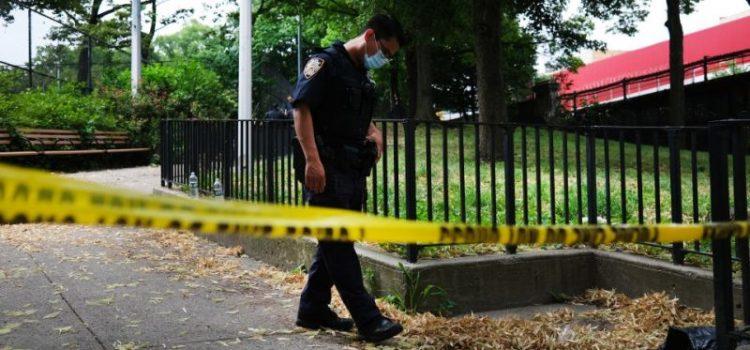 Matan en balacera niño de un año Brooklyn