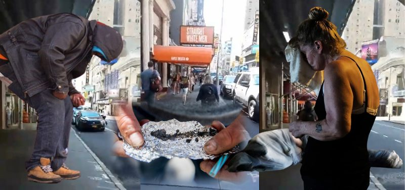 Times Square pierde su atractivo turístico