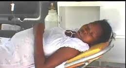 Haitiano le da paliza compatriota embarazada