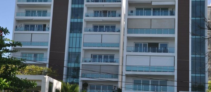 Fiscales antilavado allanan diferentes apartamentos