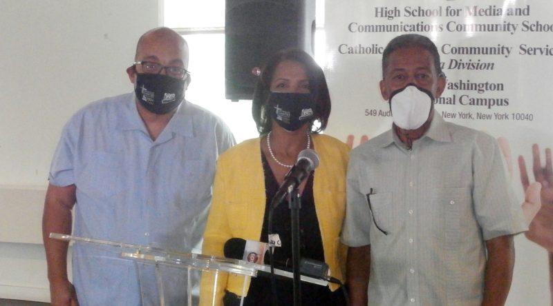 Brindan oportunidades alumnos dominicanos
