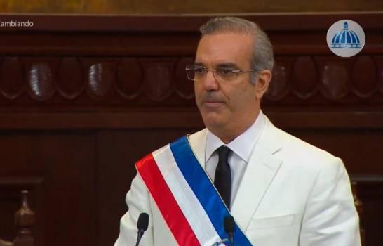 Luis Abinader asegura que realizará una reforma policial | Baracoero