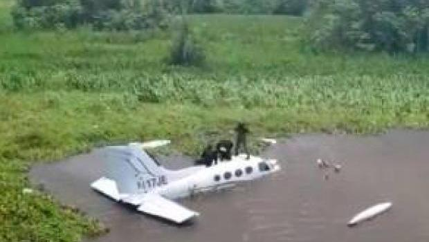 Otra vez piloto venezolano envuelto asuntos legales
