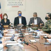 Abinader encabeza reunión ministros de su Gobierno