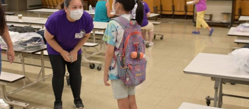 Retrasan el regreso de niños a las escuelas