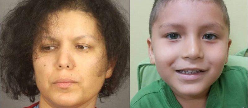 Enfermera admite en Corte que decapitó hijo menor