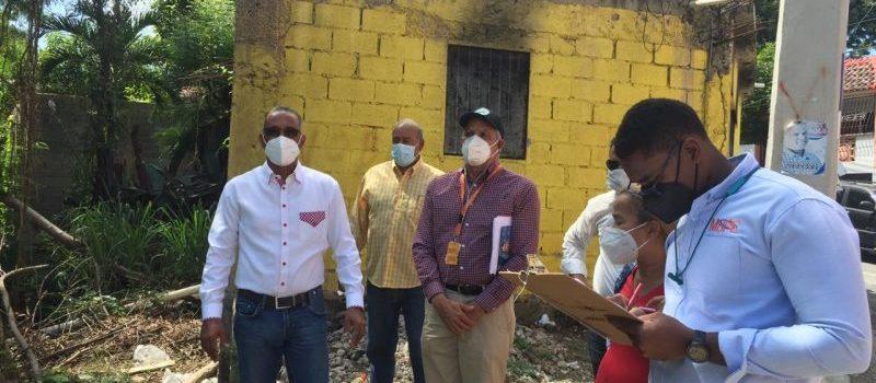 OP comienza levantamientos trabajos en Santiago Oeste