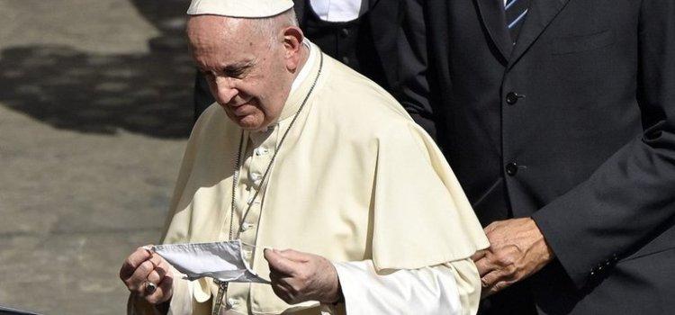 Papa Francisco pide que la vacuna sea para todos