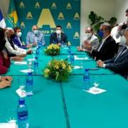 Abinader comienza contactos políticos