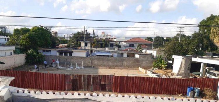 Se oponen Indrhi construya edificio en sector Villa Olga