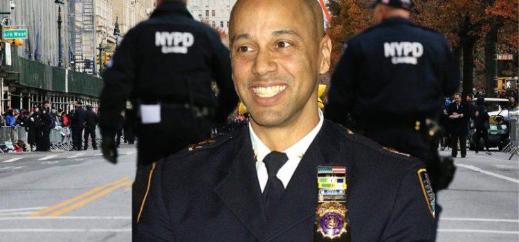 Jefe patrulleros policiales NY renuncia al cargo