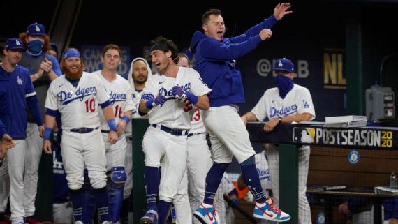 Dodgers otra vez en la Serie Mundial