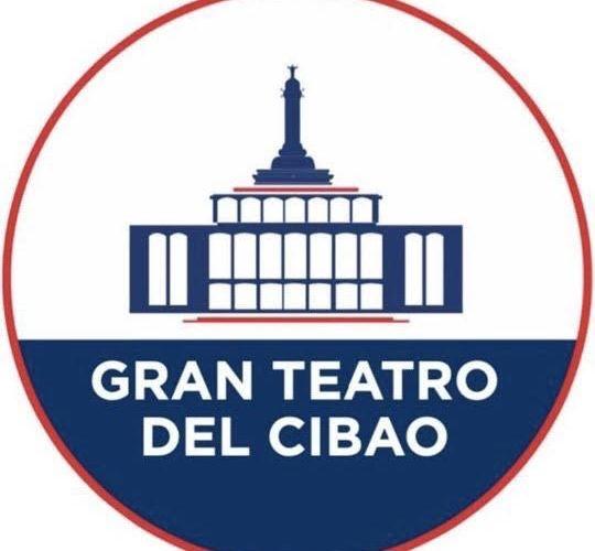 Causa revuelo cambio de logo Gran Teatro del Cibao