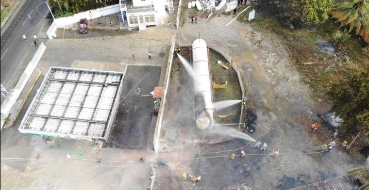 Demandarán en tribunales a dueños planta de gas