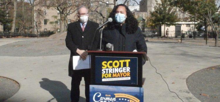 Anuncia apoyo candidatura nativo Manhattan