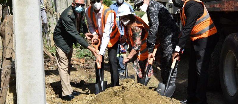 Edenorte inicia rehabilitación de redes en Las Charcas