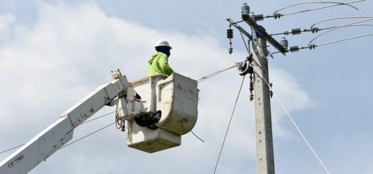 Harán labores mantenimiento en líneas de transmisión