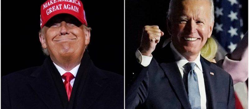 Joe Biden avanza hacia el triunfo en las elecciones